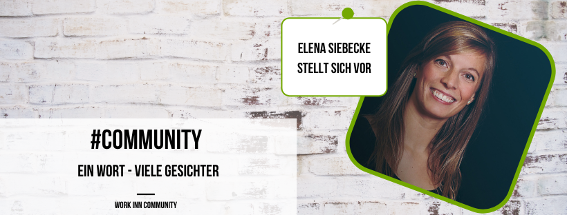 Community Update: 10  Fragen an Elena Siebecke