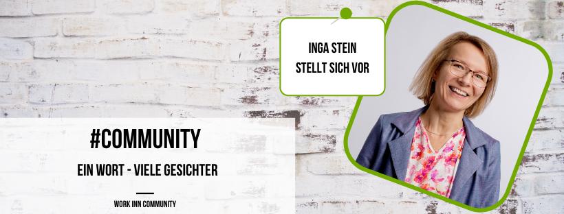 Community Update: 10 Fragen an Inga Stein