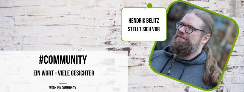 Community Update: 6 Fragen an Hendrik Belitz
