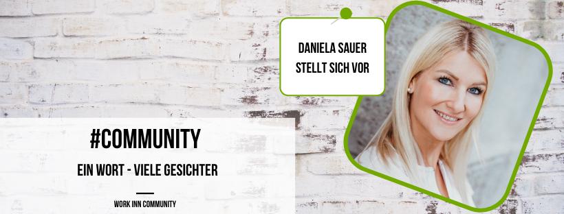 Community Update: 10 Fragen an Daniela Sauer