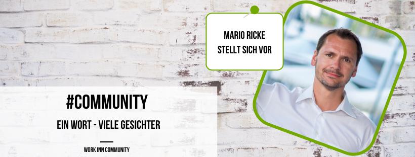Community Update: 9 Fragen an Mario Ricke