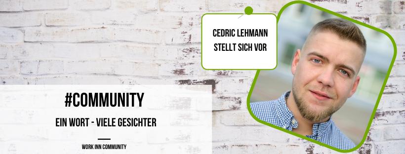 Community Update: 7 Fragen an Cedric Lehmann