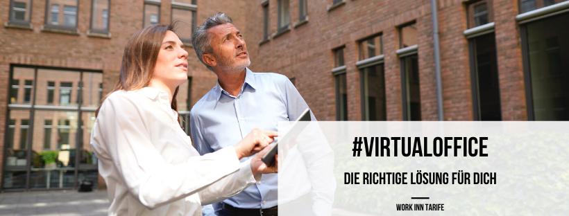 Deine renommierte Geschäftsadresse – #Virtual Office