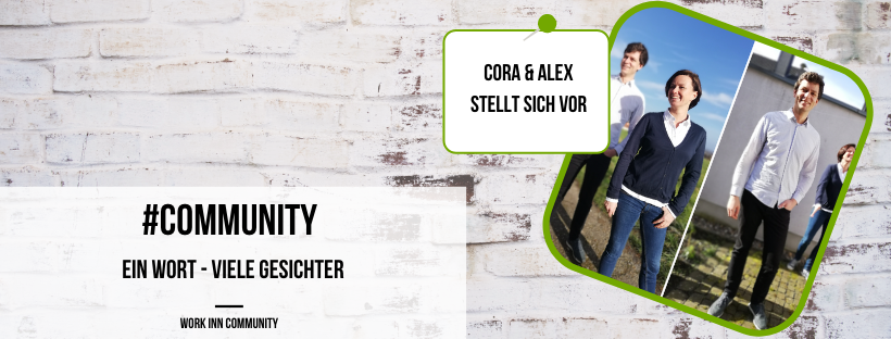 Community Update: 10  Fragen an Cora & Alex