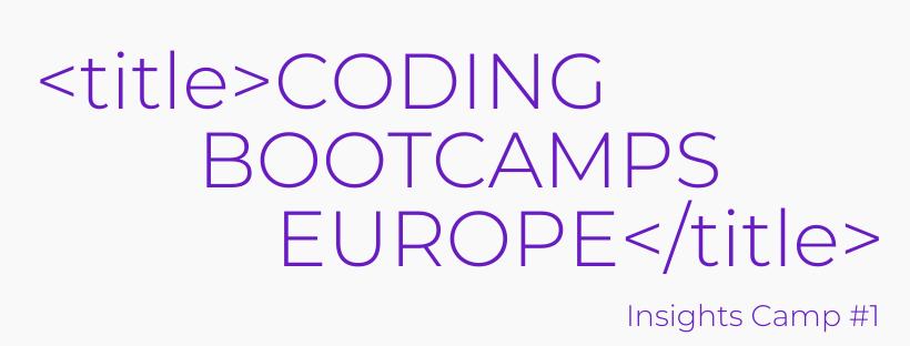 Coding in Aktion - So läuft das erste Bootcamp